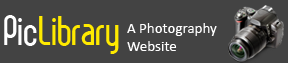 Piclibrary : Photography website